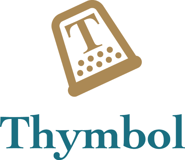 Introducing Thymbol, where consumers and businesses meet.